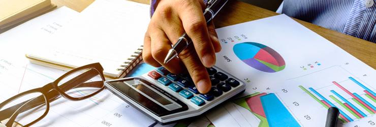 Учёт кредитов и займов